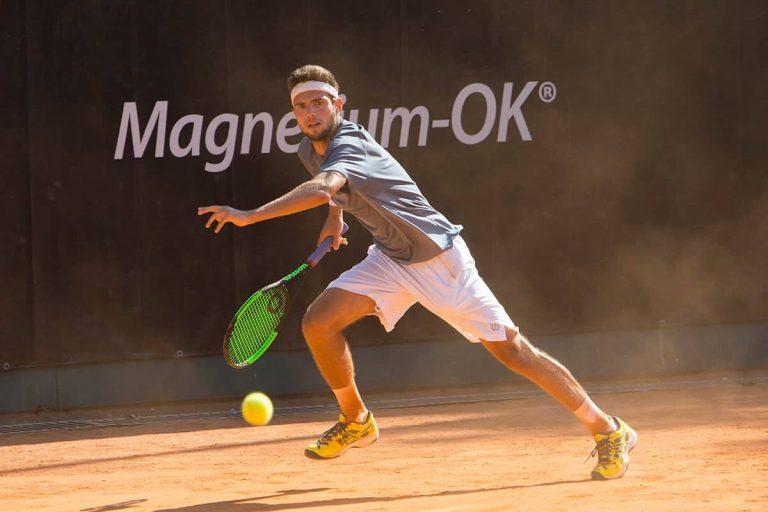 Luís Faria eliminado na segunda ronda do Lisboa Belém Open