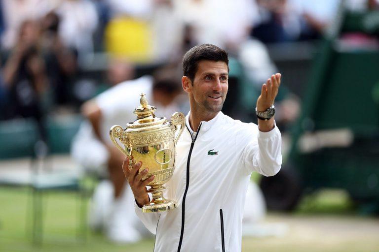 Hora de começar o espetáculo: a ordem de jogos para o primeiro dia de Wimbledon