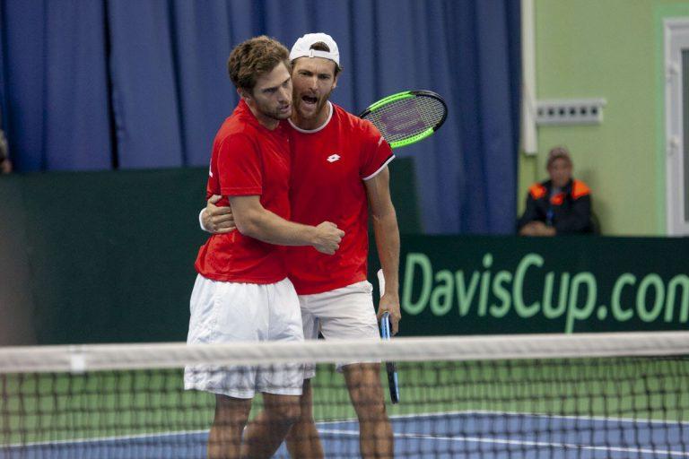 João Sousa e Pedro Sousa medem forças com italianos na primeira ronda de Wimbledon