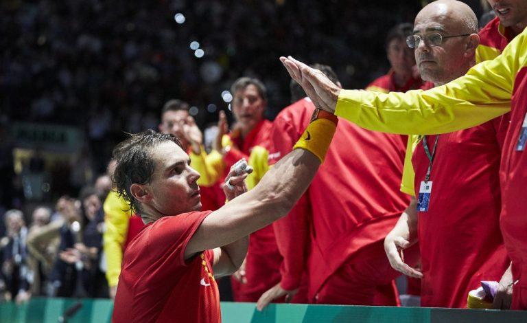 Federação espanhola prepara série de seis torneios de 100 mil dólares para os seus melhores jogadores