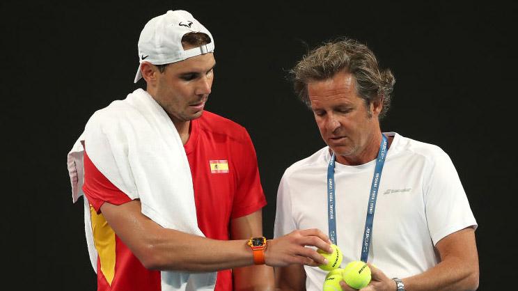 Roig e a Espanha na ATP Cup: «Para mim é um orgulho poder estar à frente desta equipa»
