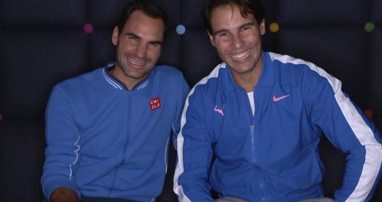 """Federer vai manter contacto com poucos jogadores depois da reforma mas… """"com o Nadal sem dúvida"""""""