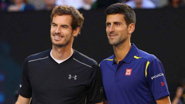 Murray: «Djokovic é o melhor nas situações importantes mas Medvedev está lá com ele»