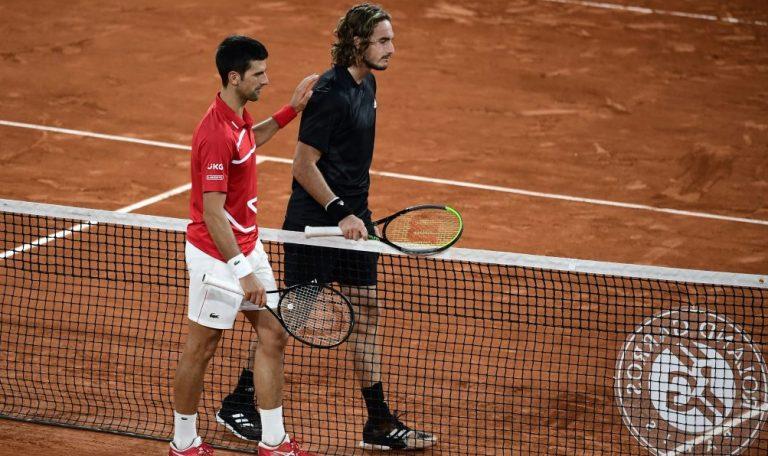 Chaves da glória: as 5 perguntas decisivas para a final de Roland Garros entre Djokovic e Tsitsipas