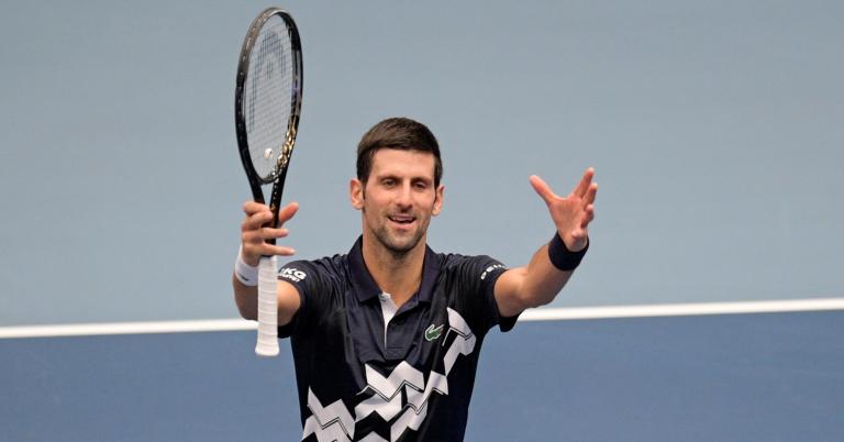 Ex-número um mundial defende Djokovic: «Ele está a tentar ser líder»