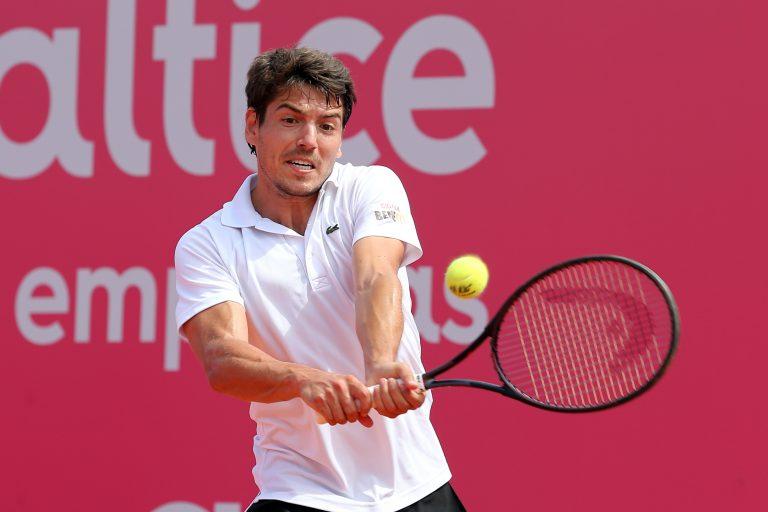 João Domingues não resiste e diz adeus ao qualifying de Wimbledon na primeira ronda