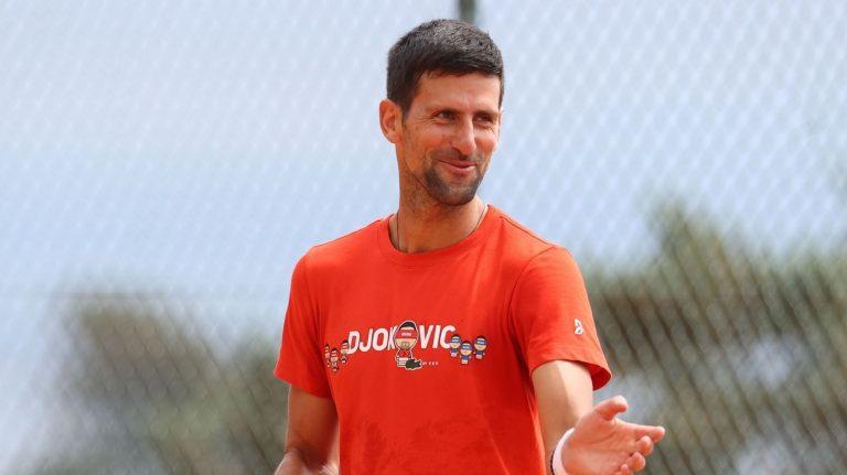 CONFIRMADO: Djokovic revela os três torneios que vai jogar ainda em 2021 e mete Australian Open em causa