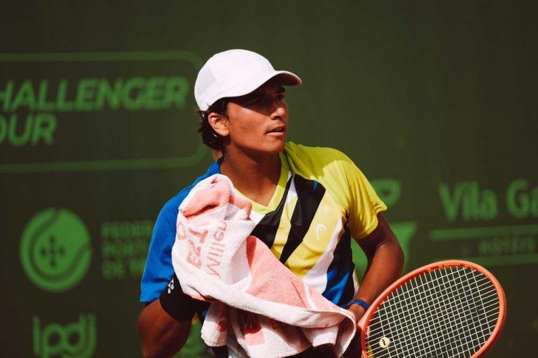 Sonho de Henrique Rocha e Jaime Faria fica na ronda de acesso ao quadro em Wimbledon