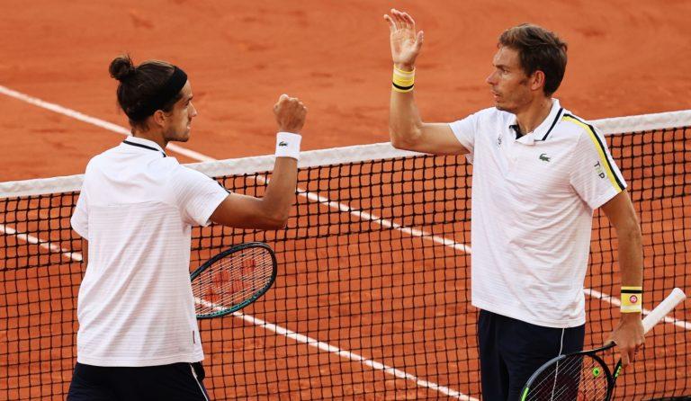 Herbert e Mahut conquistam Roland Garros pela segunda vez