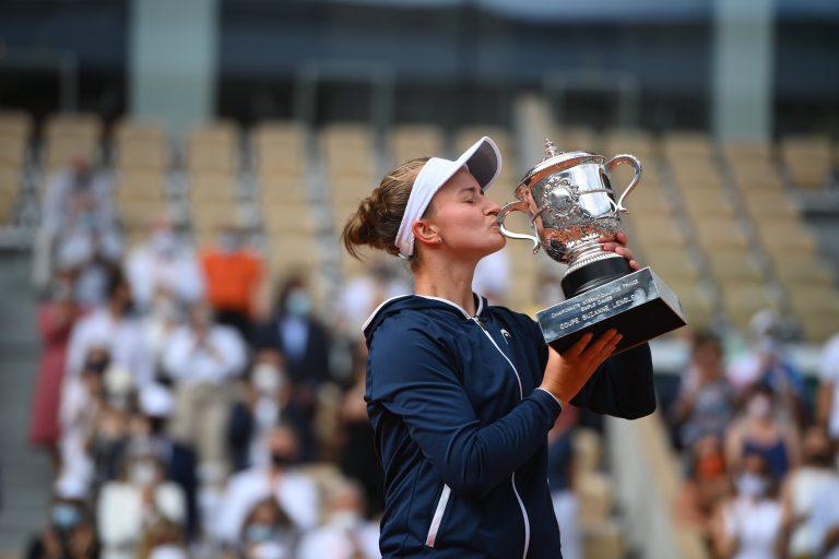 Krejcikova: «Antes de falecer a Novotna disse-me que um dia eu ganharia um Grand Slam»