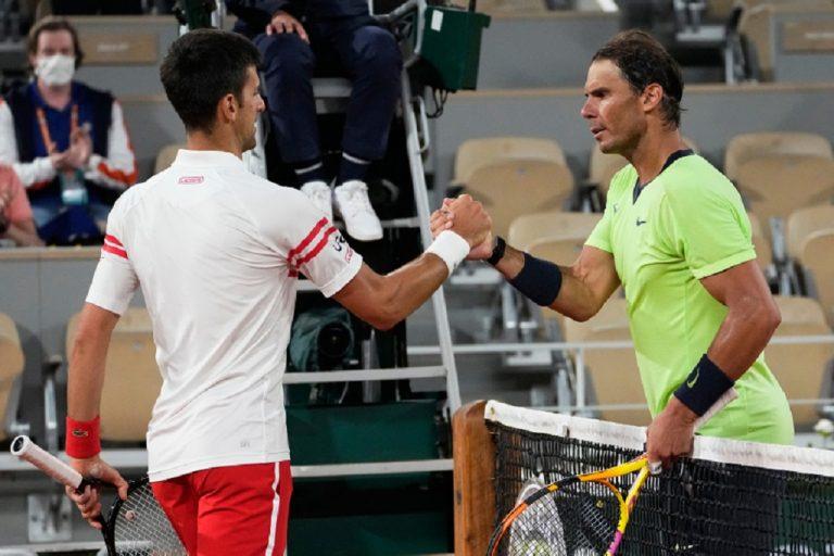Nadal: «Djokovic é um jogador de ténis perfeito sem qualquer ponto fraco»