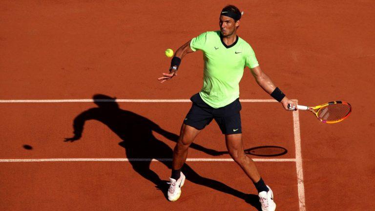 Tsitsipas tem destino de Nadal no pódio do ranking ATP na sua raquete
