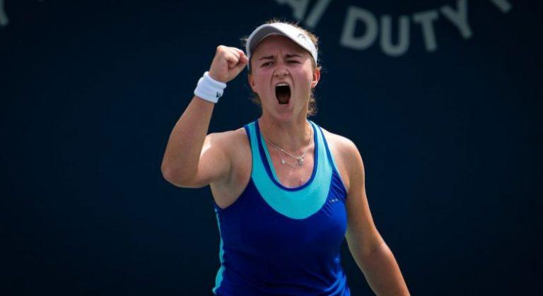Novo Top 10 WTA: Osaka continua a cair de Krejcikova estreia-se nas cinco primeiras