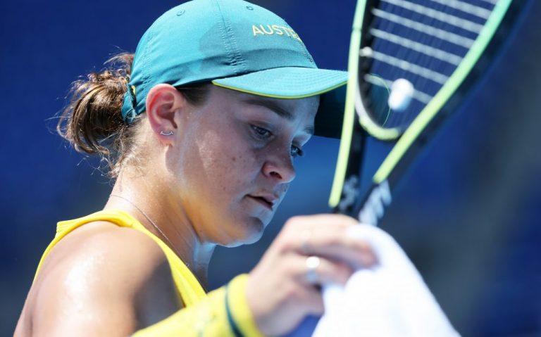 Oficial: Barty desiste das WTA Finals por não querer fazer nova quarentena na Austrália