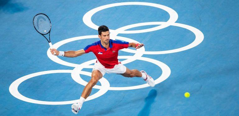 Djokovic: «Os jogos não são cada vez mais fáceis… Eu é que estou cada vez melhor»