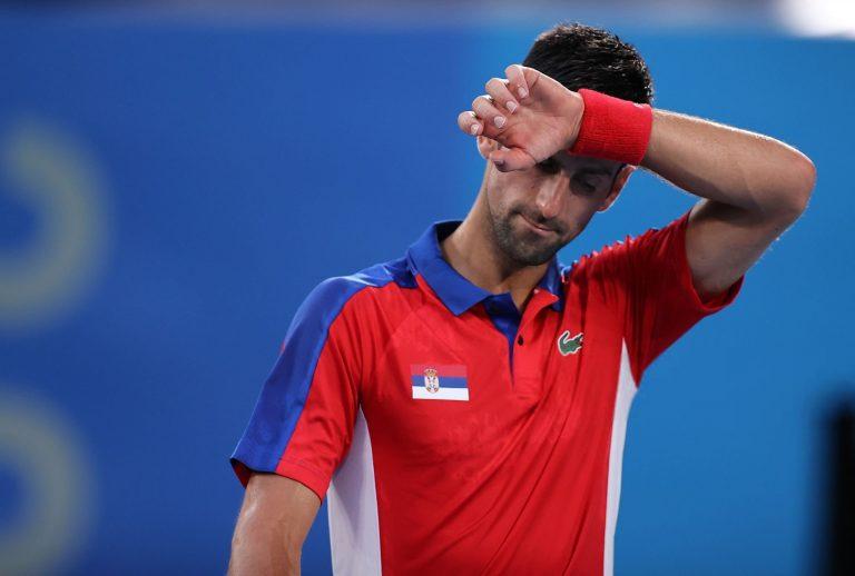 Um clube onde Djokovic não consegue entrar! É o único do Big Four sem um ouro olímpico