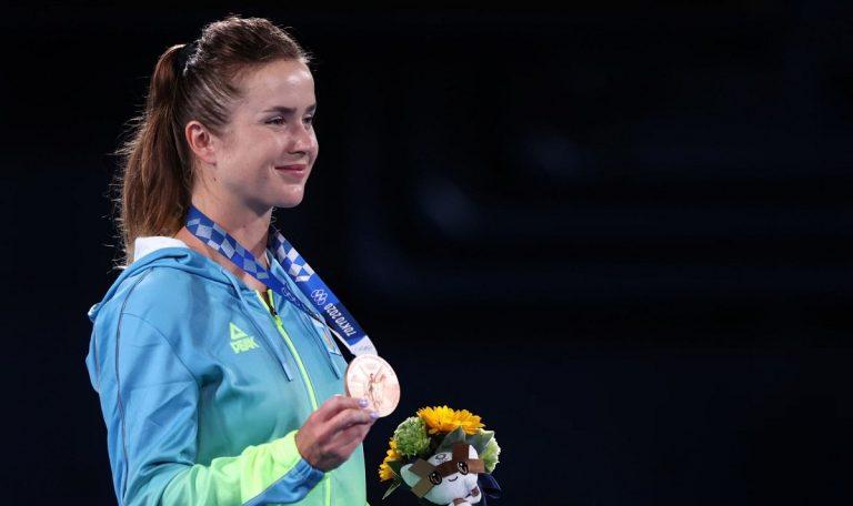 Svitolina deixa dúvida no ar: «Não sei se estes foram os meus últimos Jogos Olímpicos»