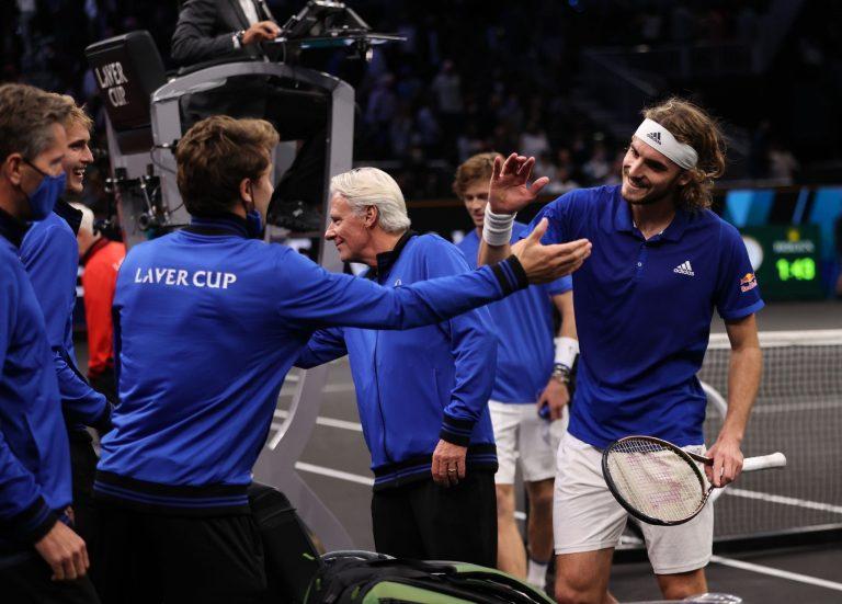 Borg: «Estamos a viver o ocaso do Big Three. Esta equipa é o futuro do ténis»