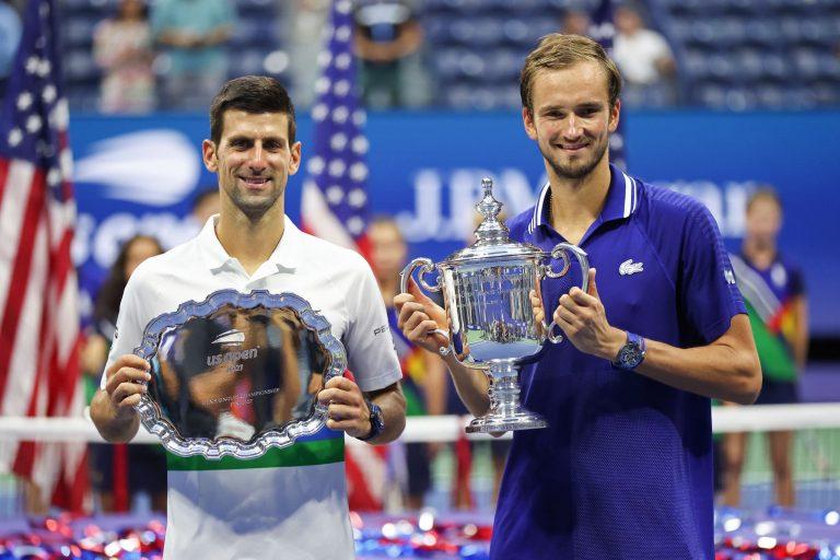 Medvedev pode destronar Djokovic e terminar o ano como número um? Russo não tem muitas esperanças