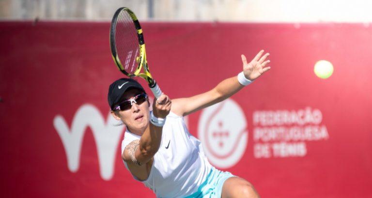 SaiSai Zheng campeã do Portugal Ladies Open
